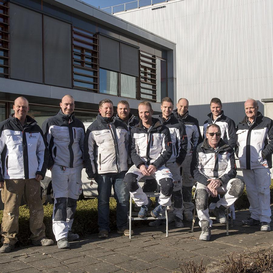 Team Veen Schilders